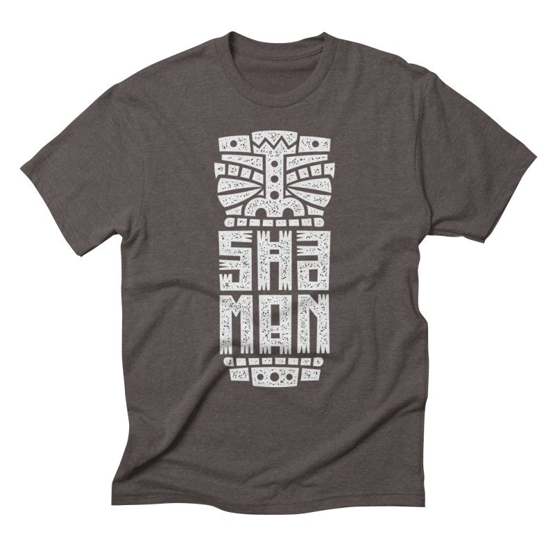 Shaman Men's Triblend T-Shirt by ARES SHOP