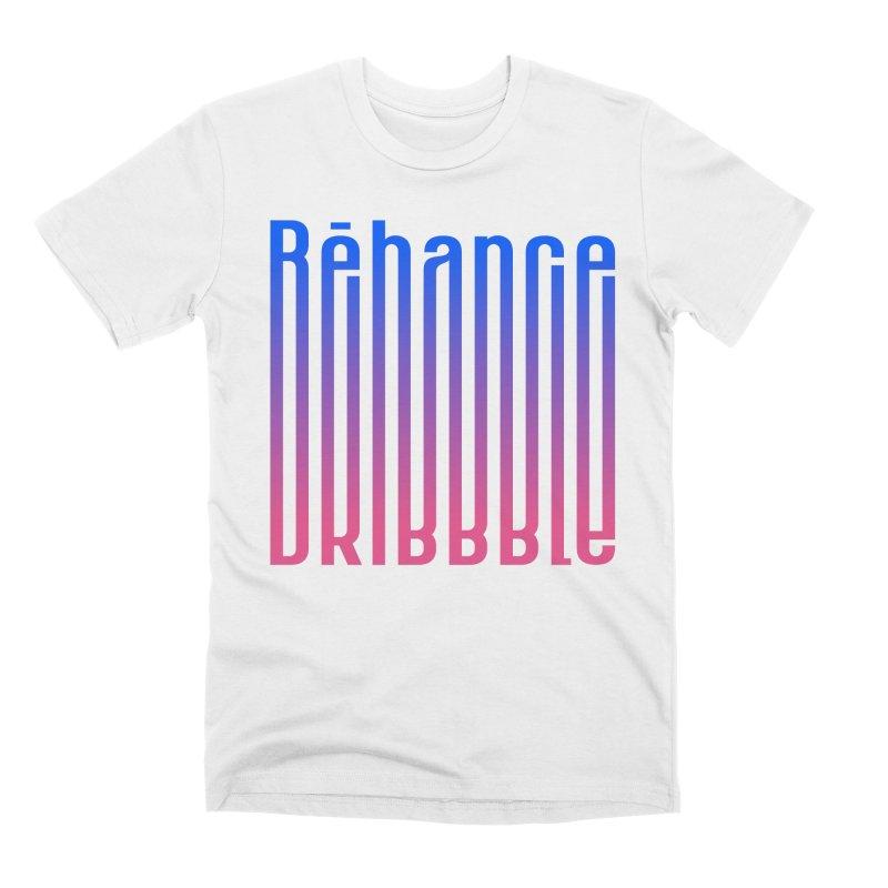 Behance dribbble Men's Premium T-Shirt by ARES SHOP