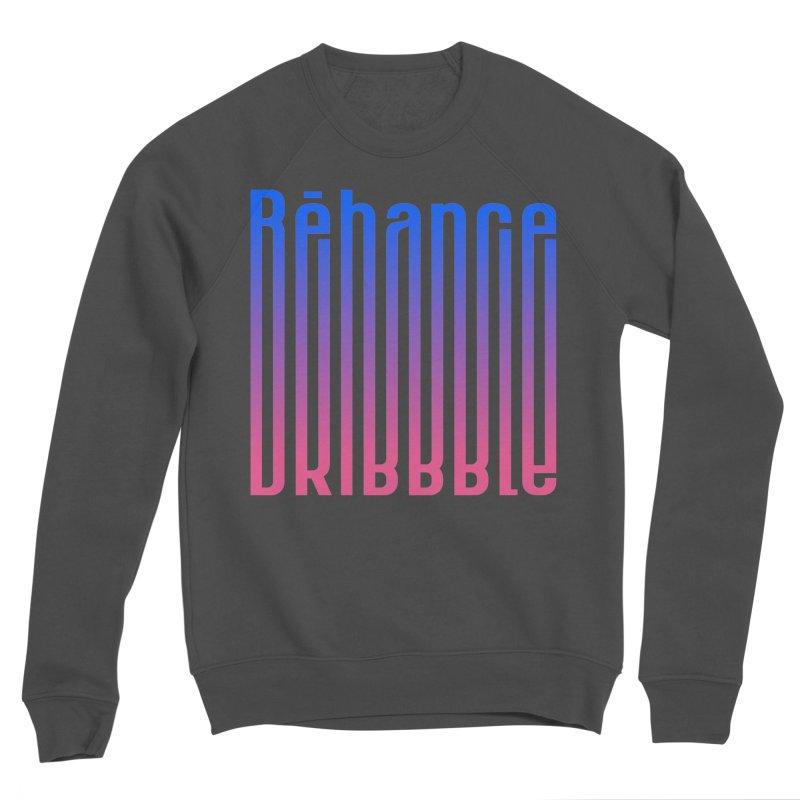 Behance dribbble Men's Sponge Fleece Sweatshirt by ARES SHOP