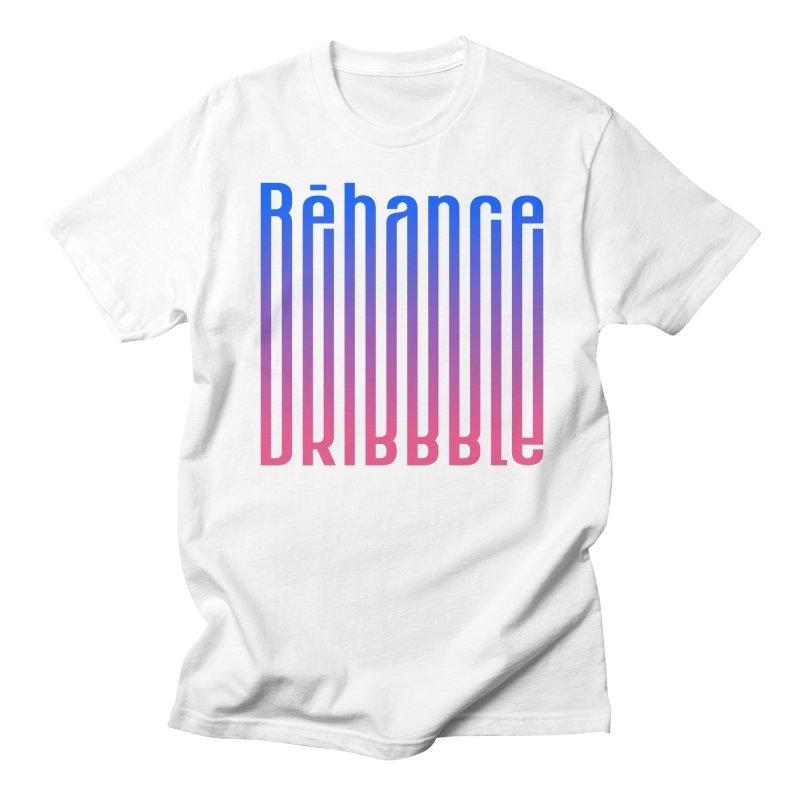 Behance dribbble Men's T-Shirt by ARES SHOP
