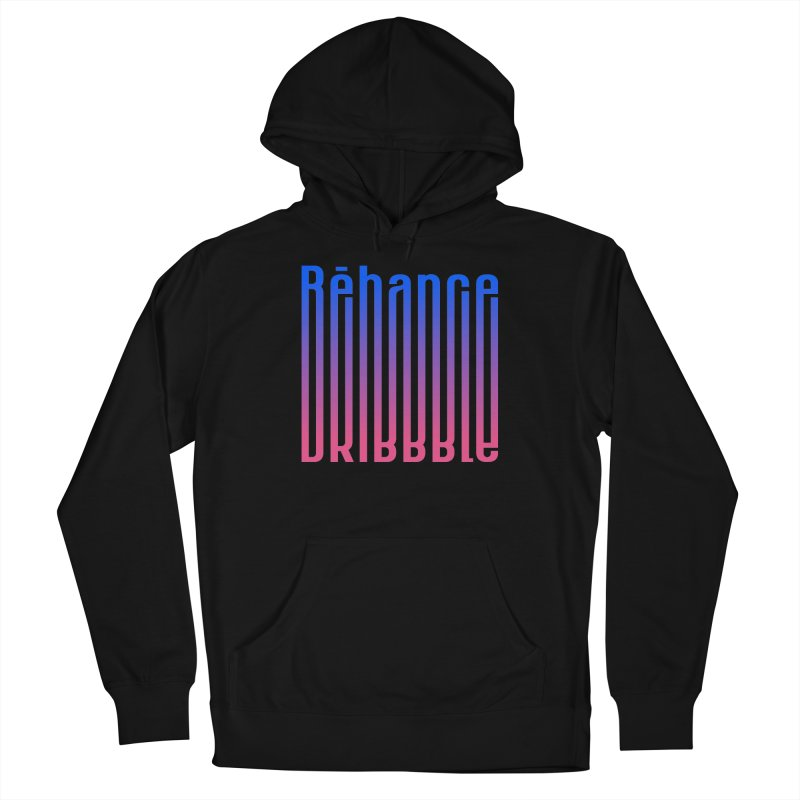Behance dribbble Women's Pullover Hoody by ARES SHOP