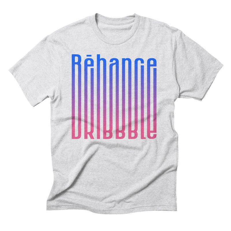 Behance dribbble Men's Triblend T-Shirt by ARES SHOP