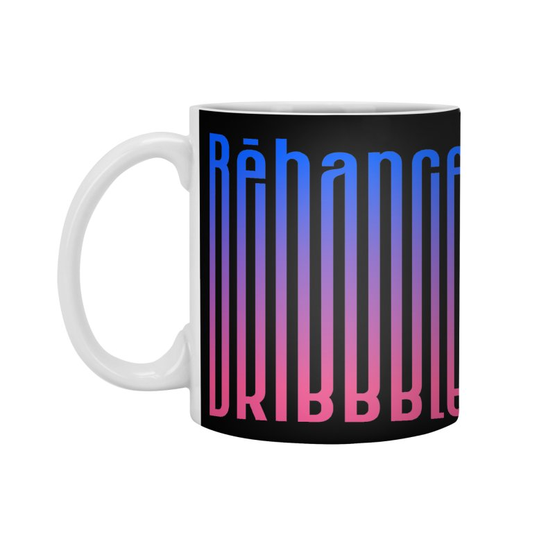 Behance dribbble Accessories Standard Mug by ARES SHOP