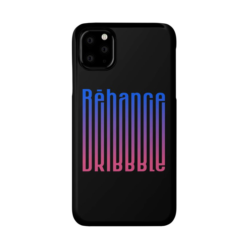 Behance dribbble Accessories Phone Case by ARES SHOP