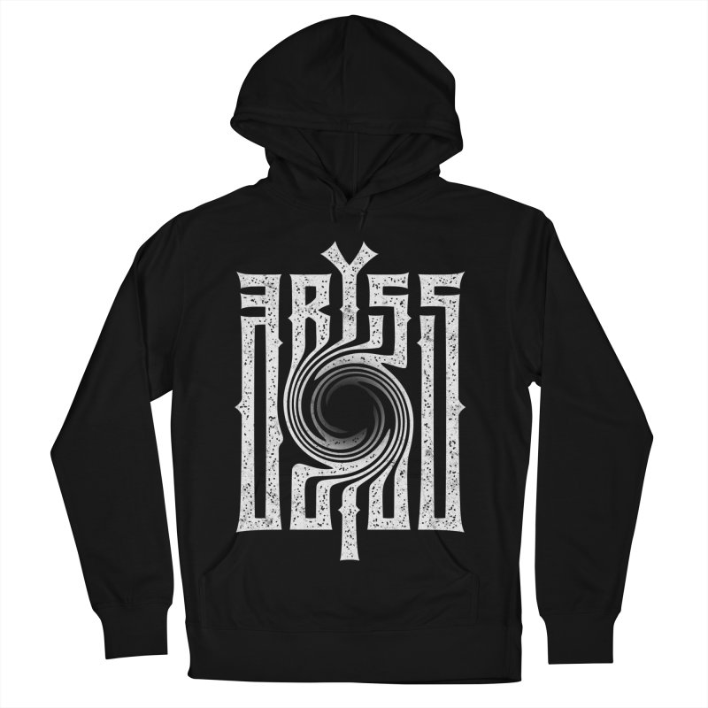 Abyss Men's French Terry Pullover Hoody by ARES SHOP