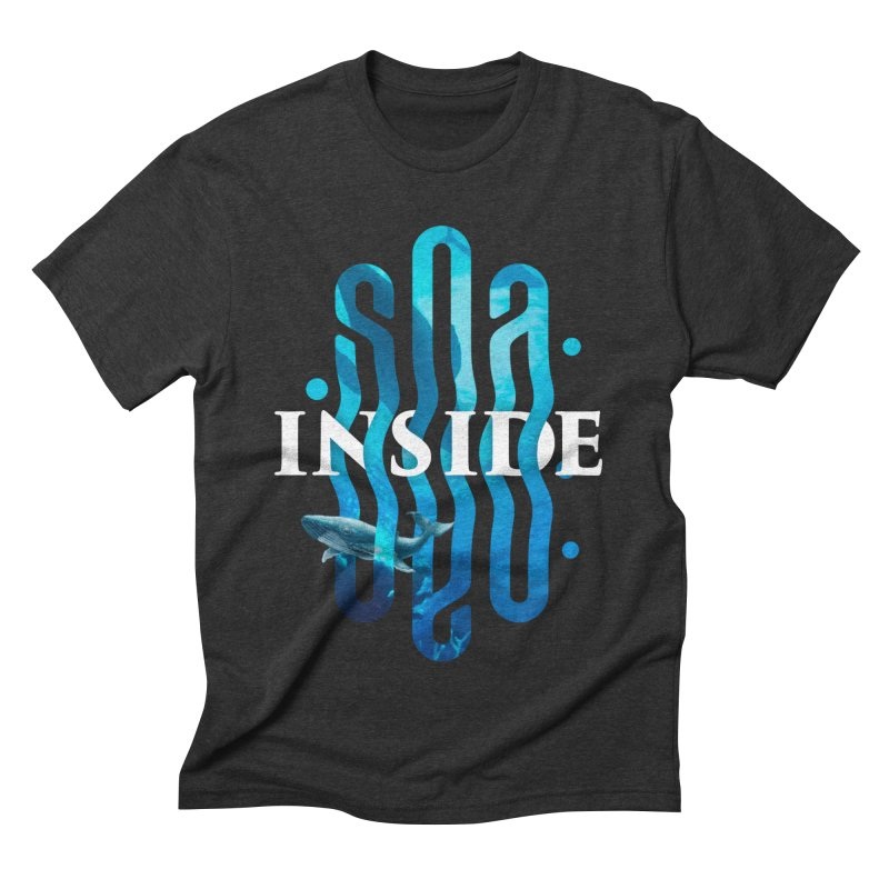 Sea inside Men's T-Shirt by ARES SHOP