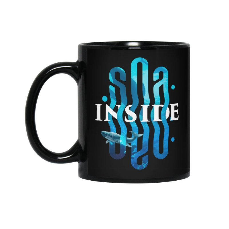 Sea inside Accessories Standard Mug by ARES SHOP