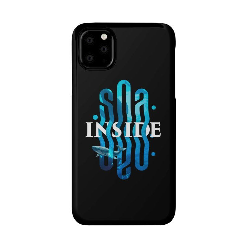 Sea inside Accessories Phone Case by ARES SHOP