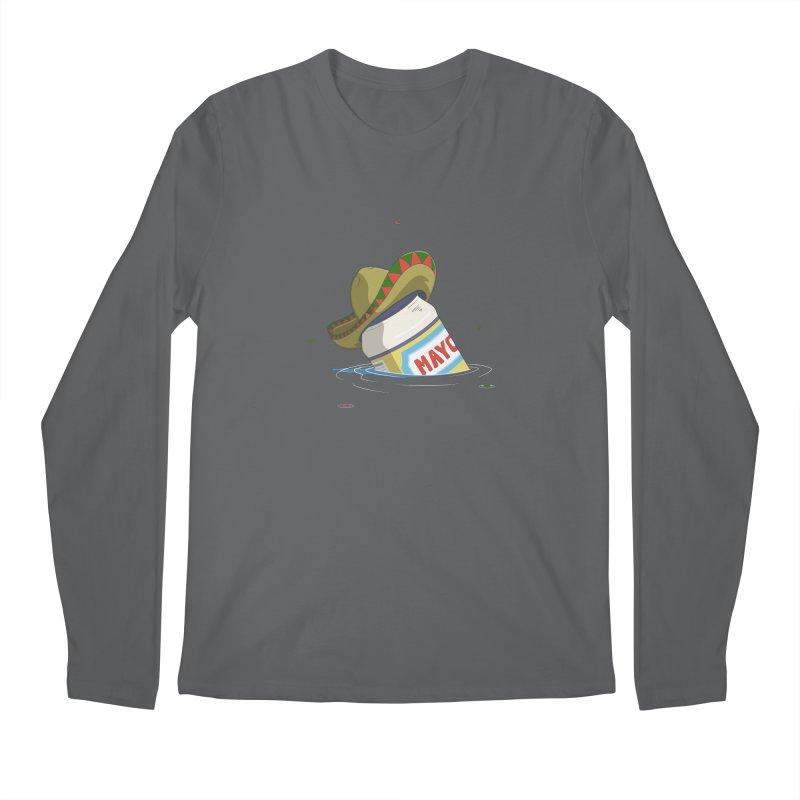 Sink-o De Mayo Men's Longsleeve T-Shirt by wilbury tees