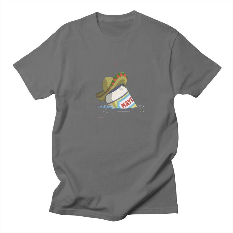 Sink-o De Mayo Men's T-shirt by wilbury tees