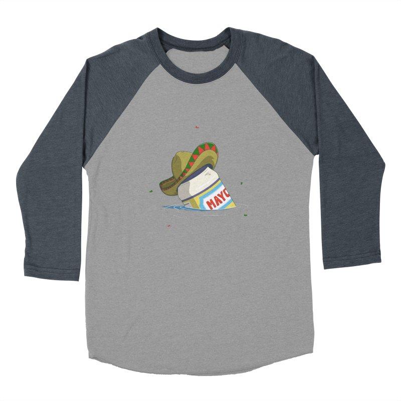 Sink-o De Mayo Women's Baseball Triblend T-Shirt by wilbury tees