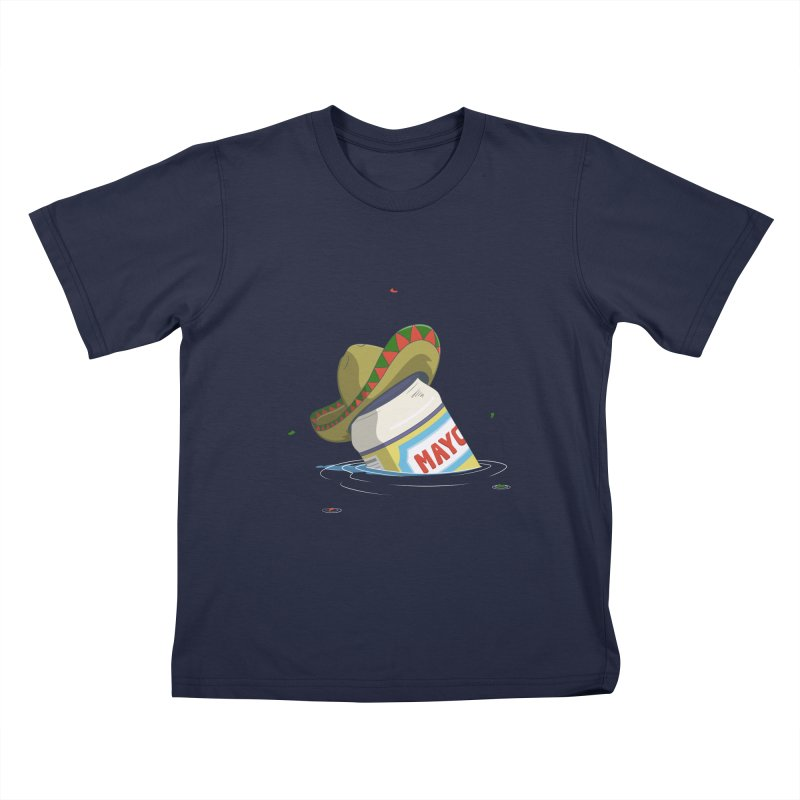 Sink-o De Mayo Kids T-shirt by wilbury tees