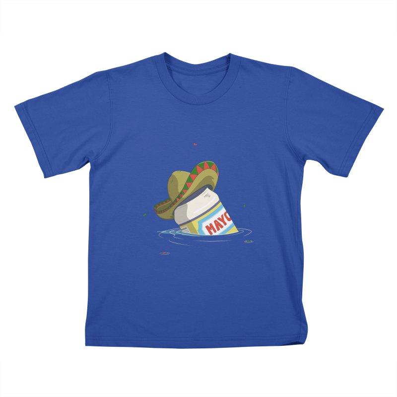 Sink-o De Mayo Kids T-shirt by wilbury tees