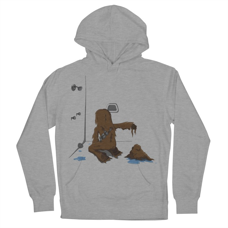 In A Shower Far Far Away Men's Pullover Hoody by wilbury tees