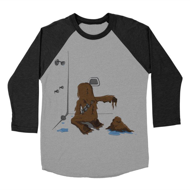 In A Shower Far Far Away Women's Baseball Triblend T-Shirt by wilbury tees