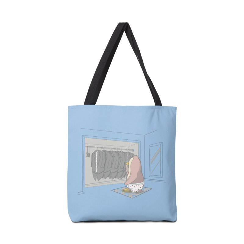 Penguin Suit Accessories Bag by wilbury tees