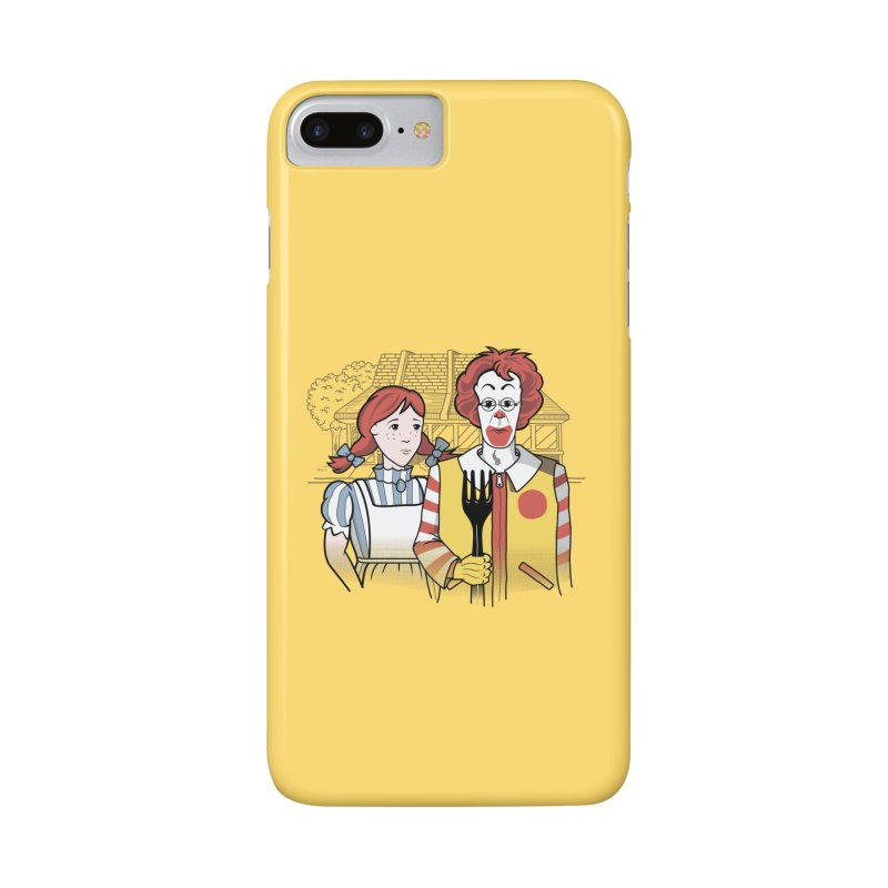 Old McDonald Accessories Phone Case by wilbury tees