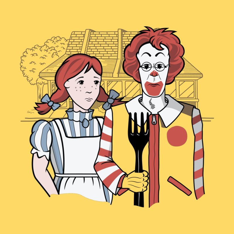 Old McDonald by wilbury tees
