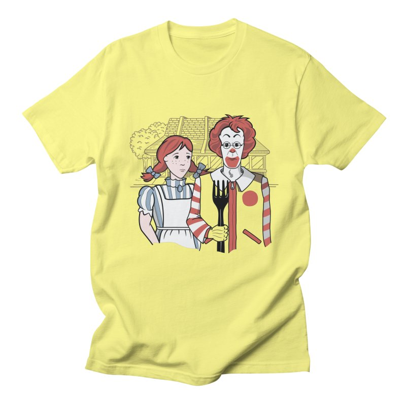 Old McDonald Men's T-Shirt by wilbury tees