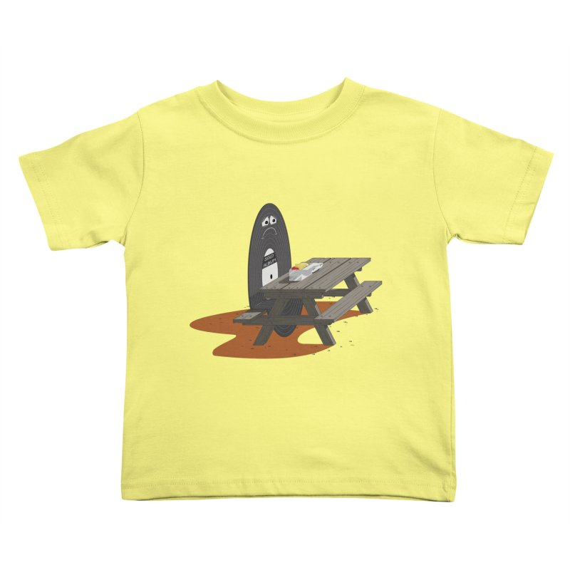 Solo Album Kids Toddler T-Shirt by wilbury tees