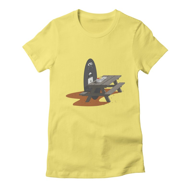 Solo Album Women's Fitted T-Shirt by wilbury tees