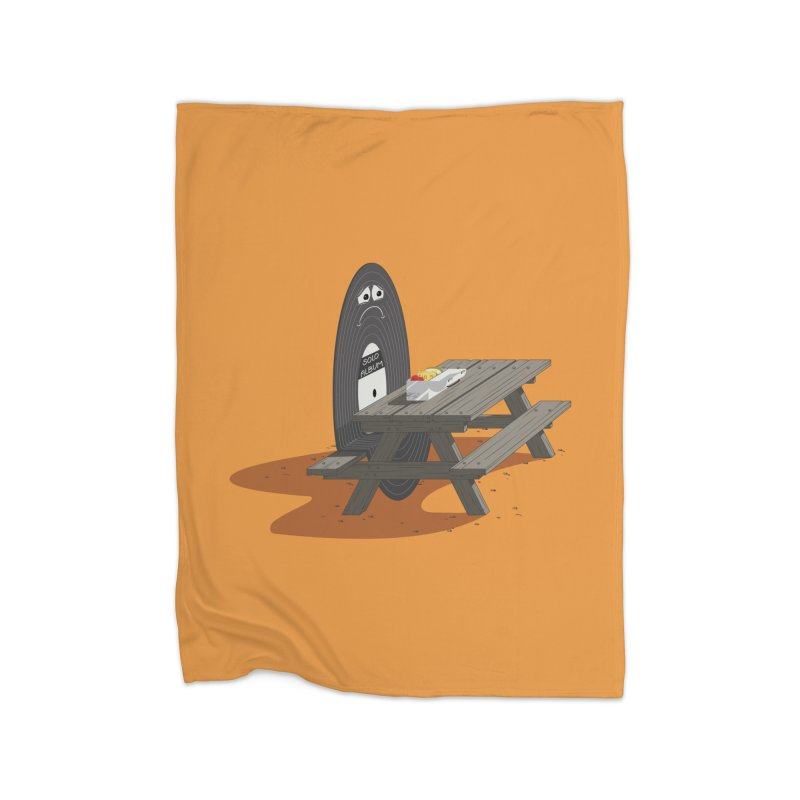 Solo Album Home Blanket by wilbury tees