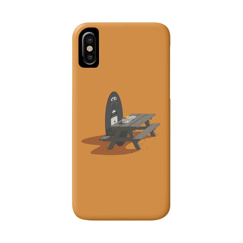 Solo Album Accessories Phone Case by wilbury tees