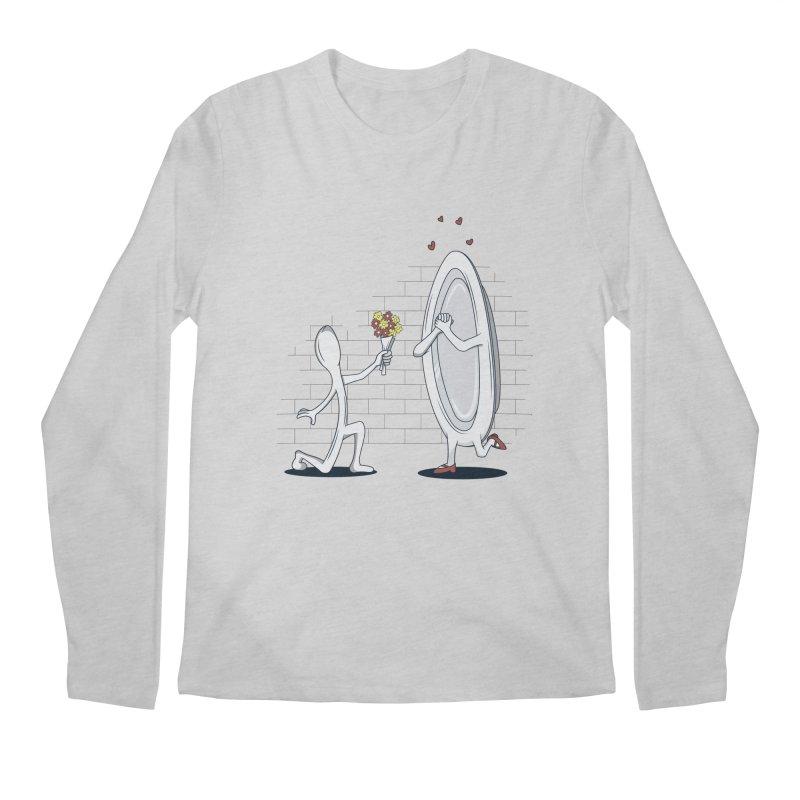 Run Away With Me Men's Longsleeve T-Shirt by wilbury tees