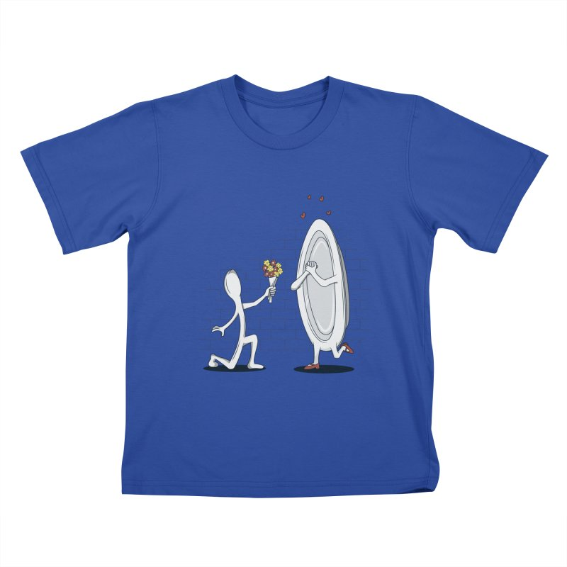 Run Away With Me Kids T-shirt by wilbury tees