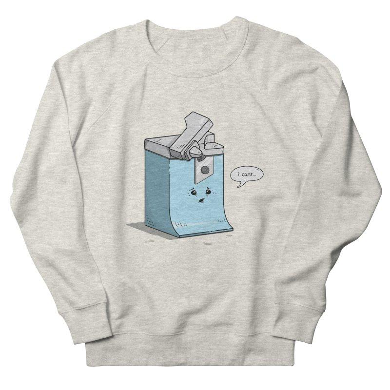 Can't Opener Men's Sweatshirt by wilbury tees