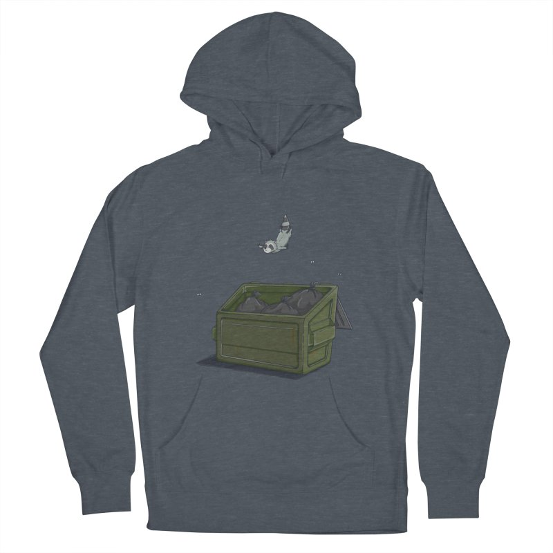 World Class Dumpster Diver Women's Pullover Hoody by wilbury tees