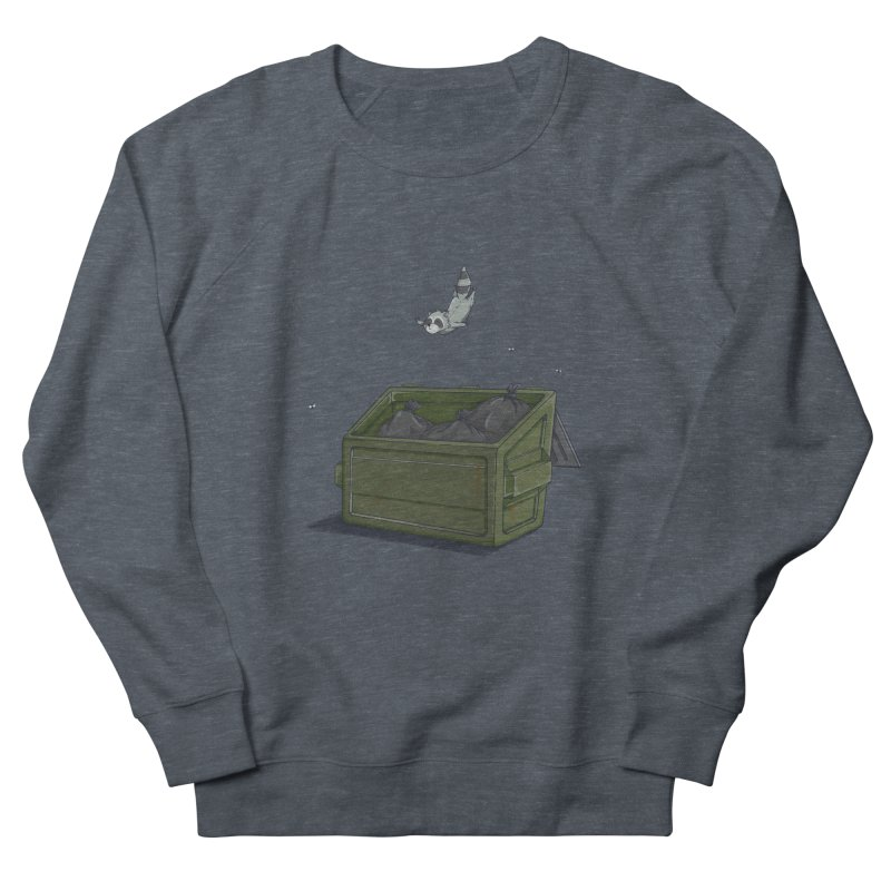 World Class Dumpster Diver Women's Sweatshirt by wilbury tees