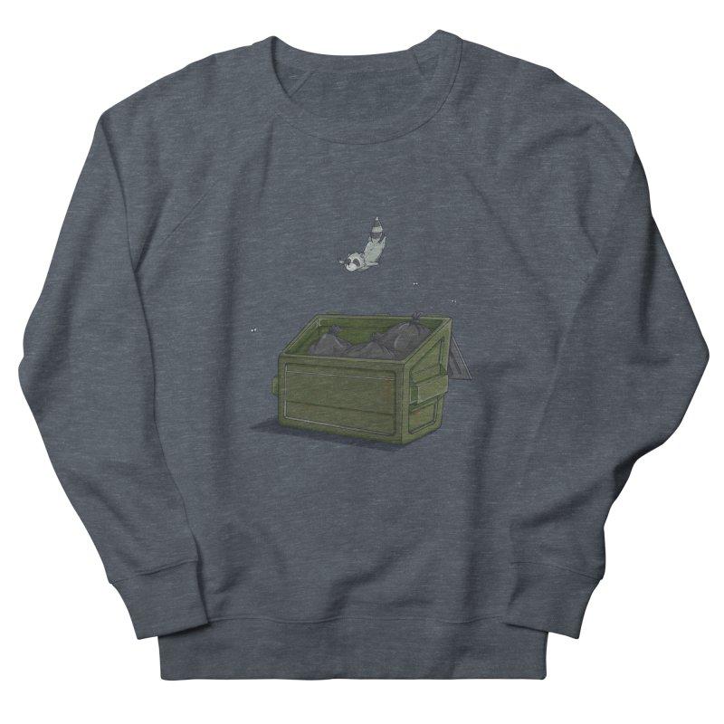 World Class Dumpster Diver Men's Sweatshirt by wilbury tees