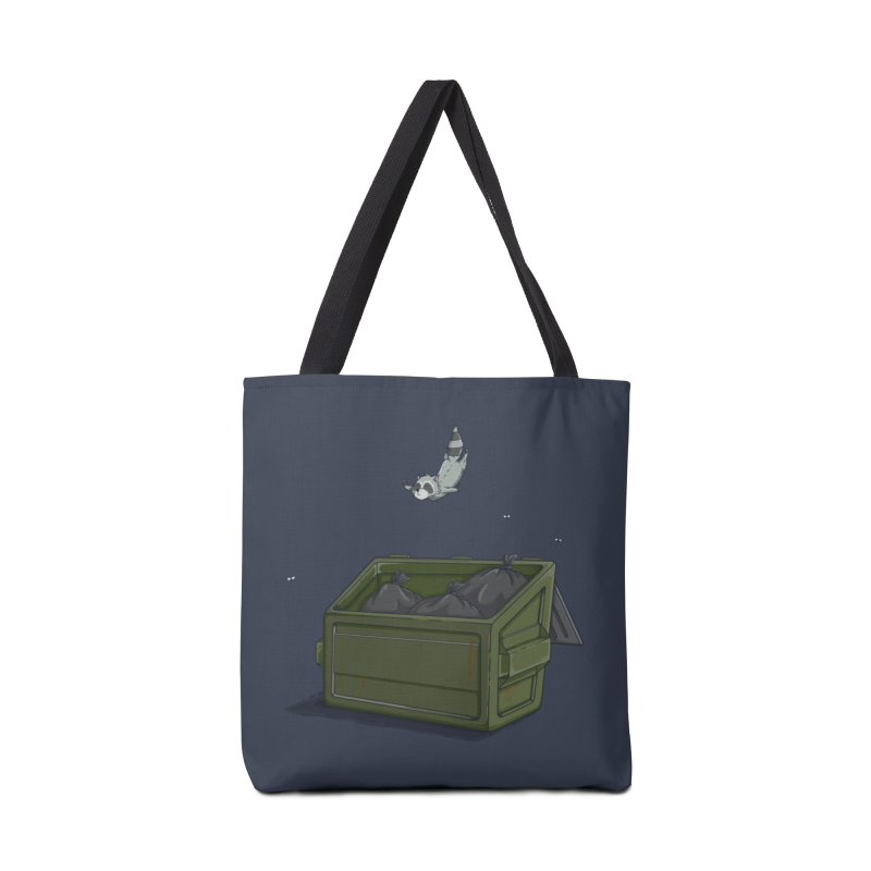 World Class Dumpster Diver Accessories Bag by wilbury tees