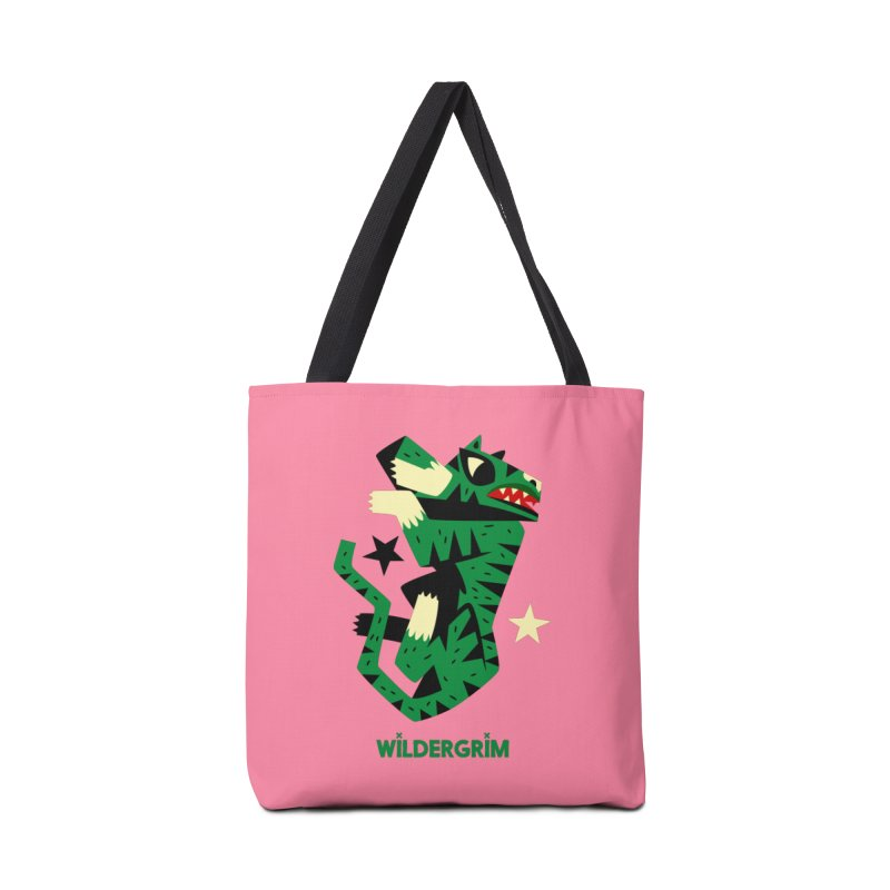 Tigerstars in Tote Bag by Wildergrim Shop