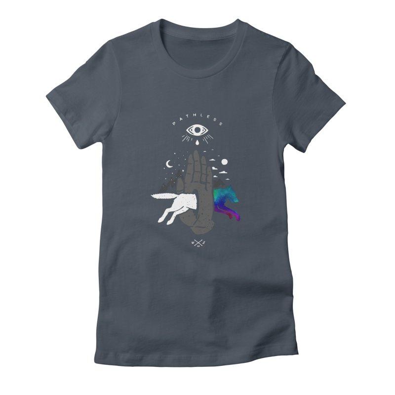 Pathless Women's T-Shirt by wilderlustco's Artist Shop
