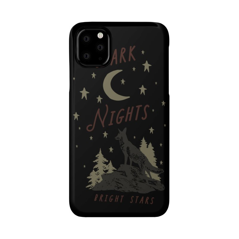 Dark Nights Accessories Phone Case by wilderlustco's Artist Shop