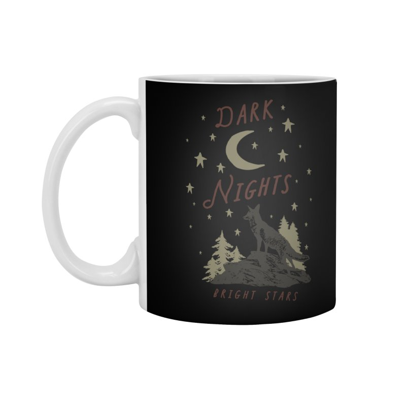 Dark Nights Accessories Standard Mug by wilderlustco's Artist Shop