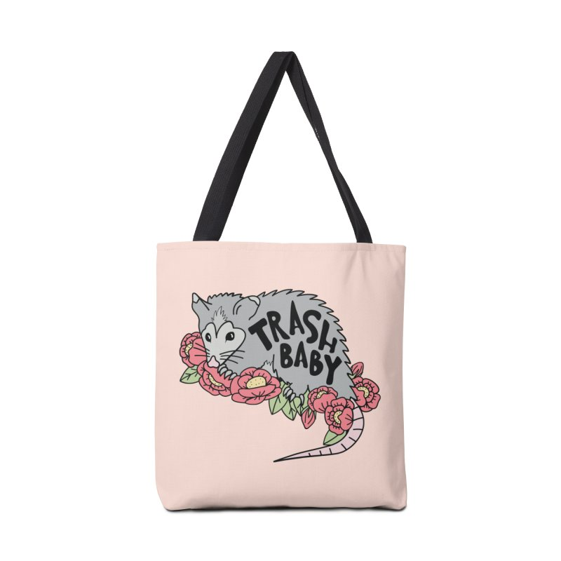 Trash Baby Accessories Tote Bag Bag by Wild Hunt