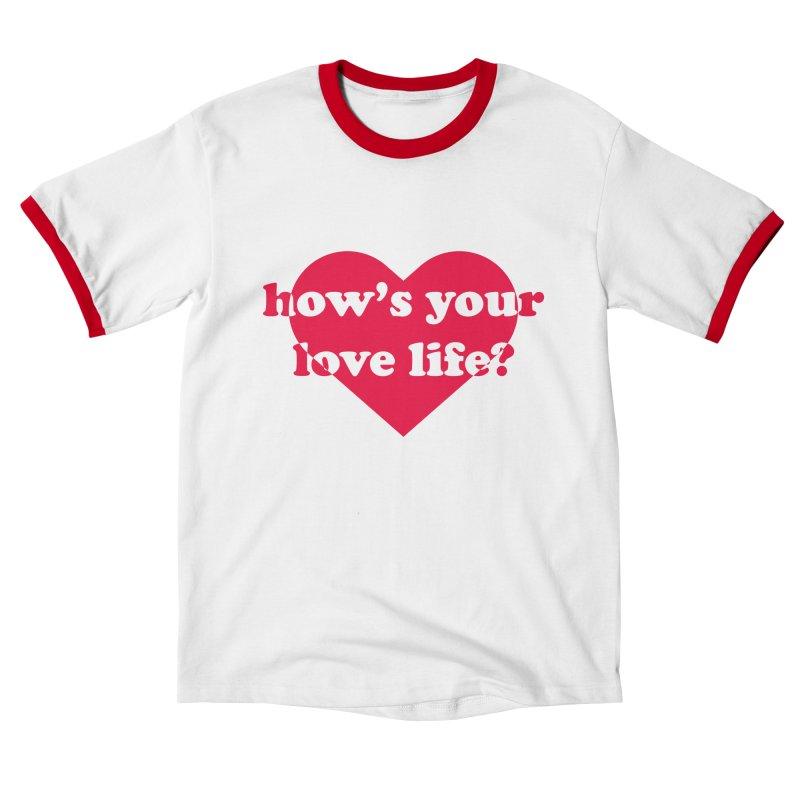 Love Life Men's T-Shirt by Wild Hunt