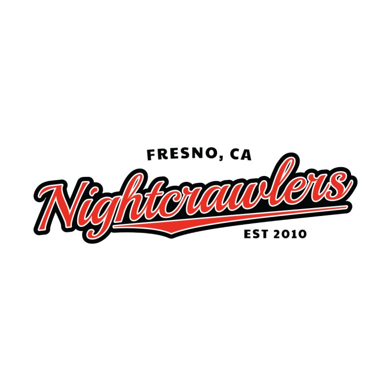 Fresno Nightcrawlers Men's T-Shirt by Wild Hunt