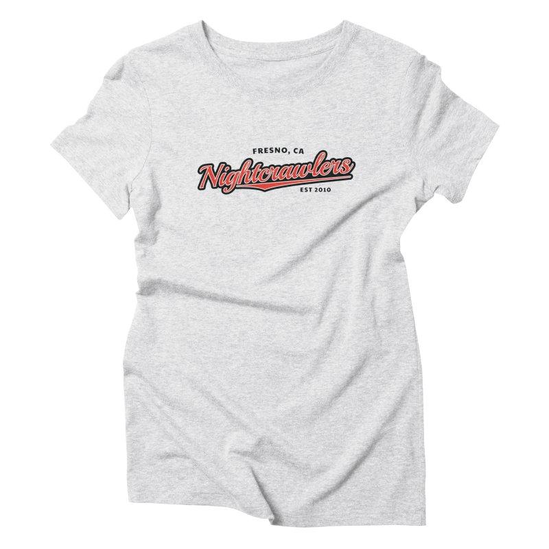 Fresno Nightcrawlers Women's T-Shirt by Wild Hunt