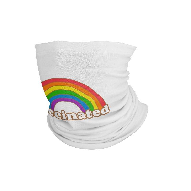 Vaccinated Rainbow Accessories Neck Gaiter by Wild Hunt