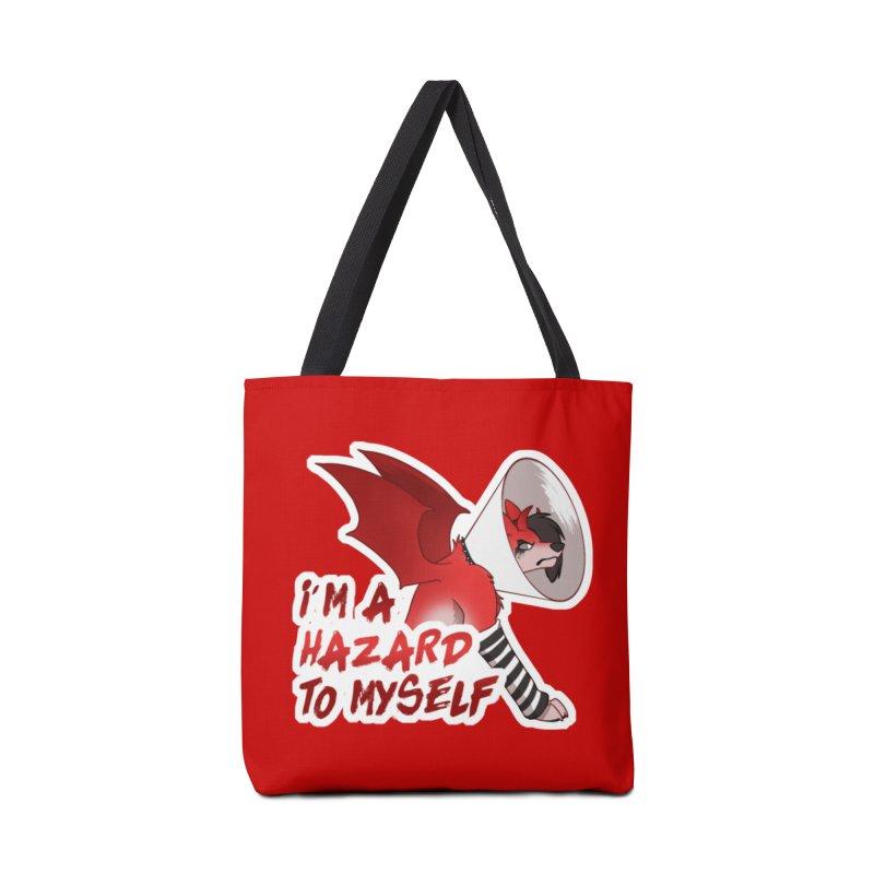 Hazardous Hellhound Accessories Bag by Wild's Designs