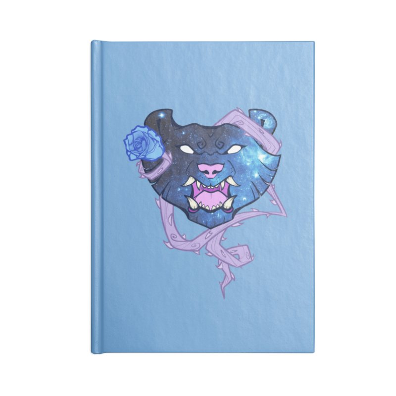 Galactic Roar Accessories Notebook by Wild's Designs