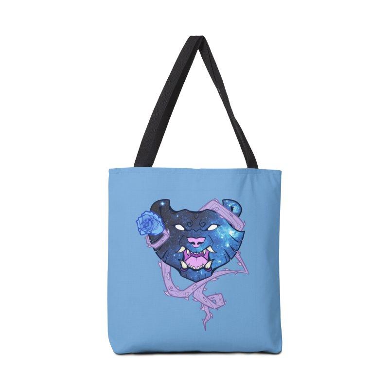 Galactic Roar Accessories Bag by Wild's Designs