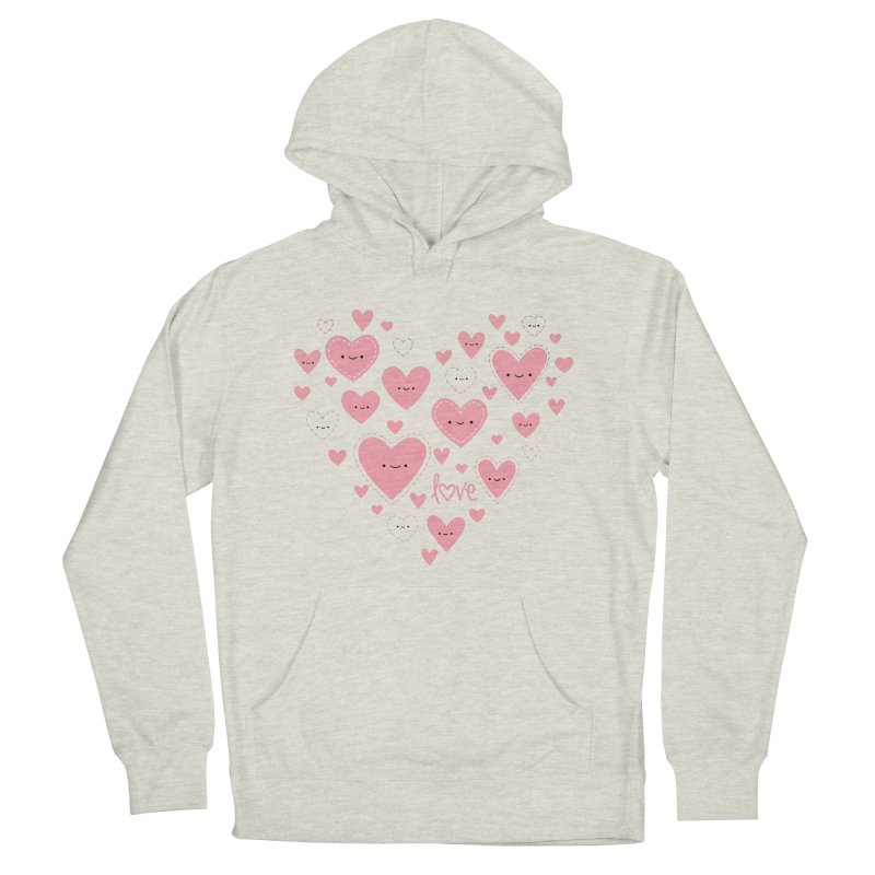 Helping Hearts Women's Pullover Hoody by wildolive's Artist Shop
