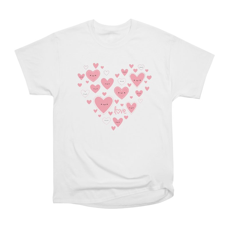 Helping Hearts Women's Classic Unisex T-Shirt by wildolive's Artist Shop