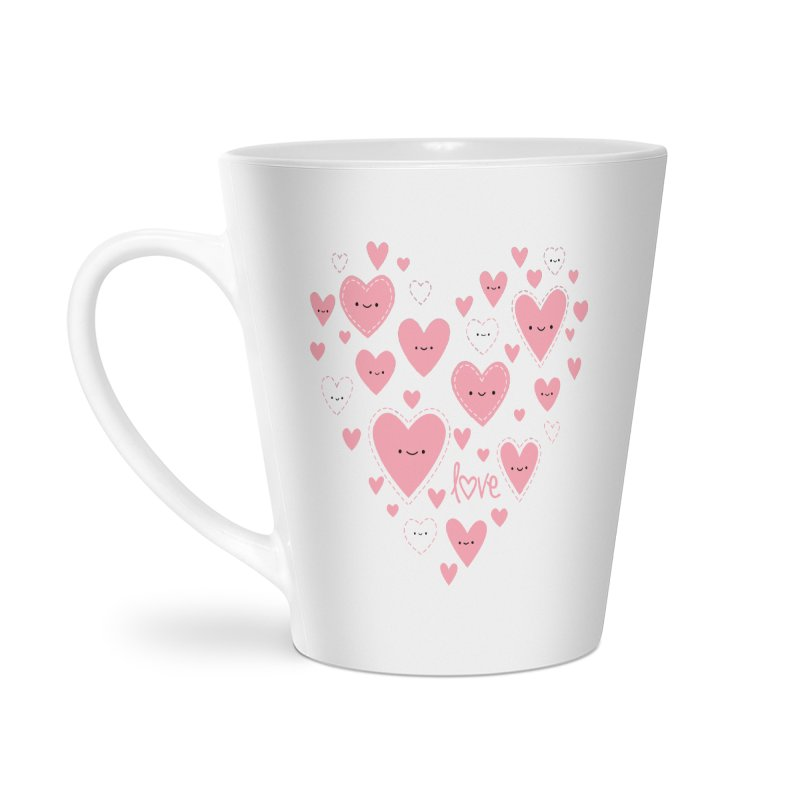 Helping Hearts Accessories Mug by Wild Olive's Artist Shop