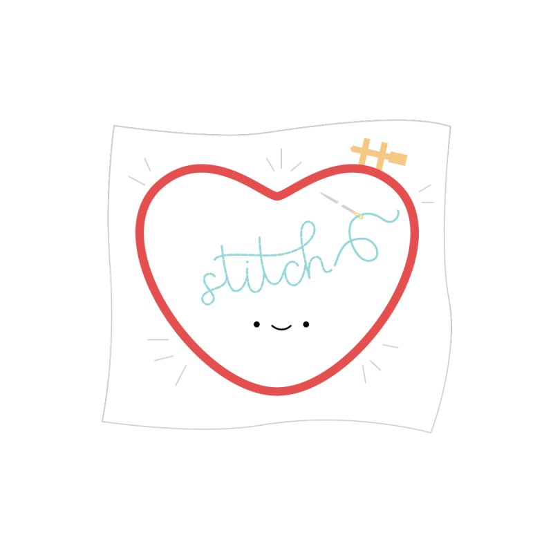Stitch Love by Wild Olive's Artist Shop